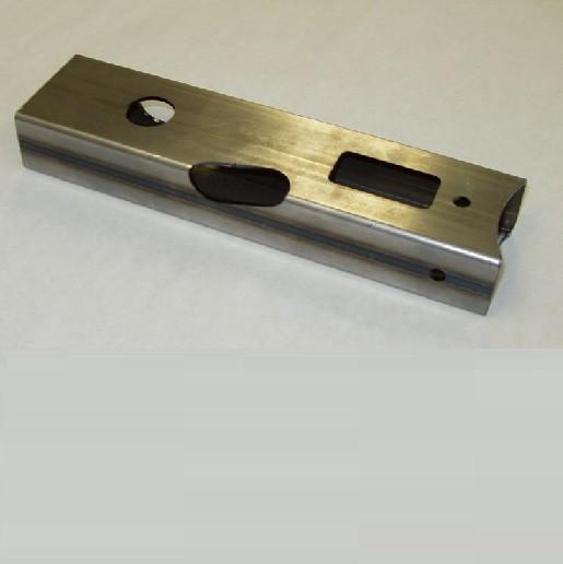 Serviço de corte a laser em tubos