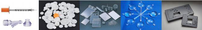 Injetora de Plástico - Série JE (2 Pratos) com Servo Motor
