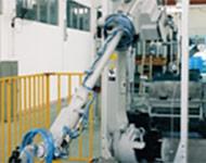 Célula Robótica de Corte com Jato de Água