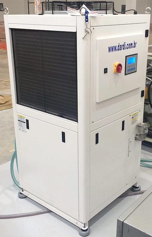 Sistema de Refrigeração do Óleo