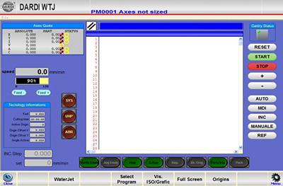 Controlador CNC – ESA