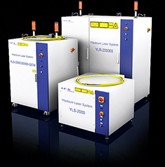 Laser IPG OU MAX – Photonics 1KW a 8KW (USA)