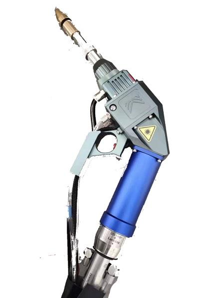 Máquina de Solda a Laser Portátil