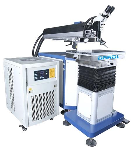 Máquina de Solda a Laser para Moldes